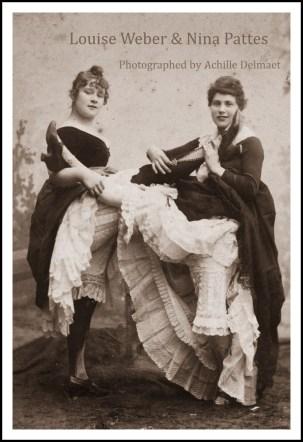 Louise Weber & Nina Pattes