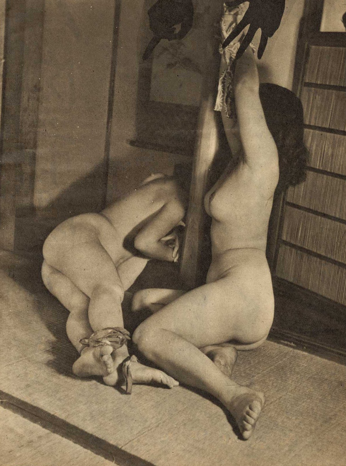 That's something bondage in play woman 7009 afraid
